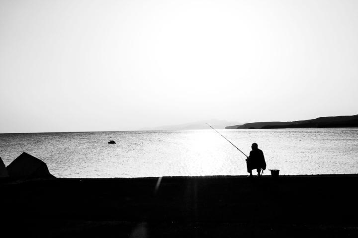 Fiskare in Tarajalejo