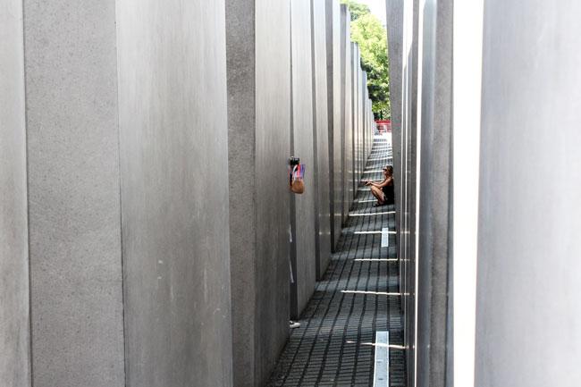 Berlin-Förintelsemonumentet